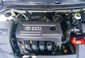 Ремонт двигателя Toyota Highlander фото