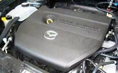 Повышенный расход масла Mazda CX-7