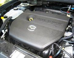 Ремонт двигателя Mazda 323