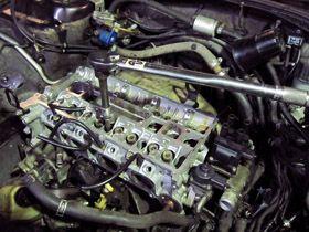 Ремонт двигателя Mazda Demio фото