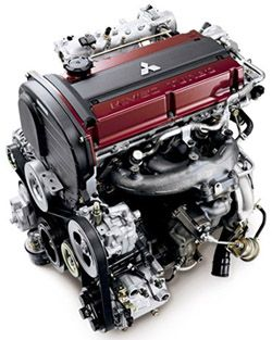 Ремонт двигателя 6g74