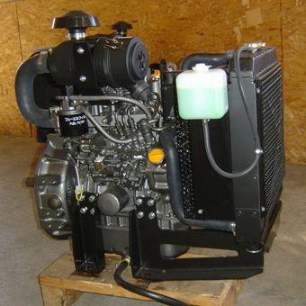 Ремонт двигателя yanmar 3tnv88