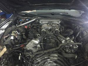 Кап ремонт двигателя