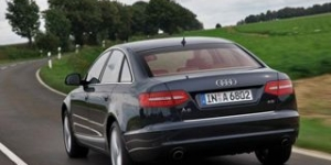 Повышенный расход масла Audi A6