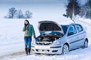 Запустить двигатель в мороз