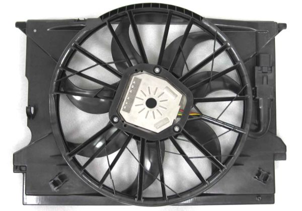 Ремонт вентилятора охлаждения двигателя фото