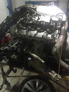 Cколько стоит ремонт двигателя фото
