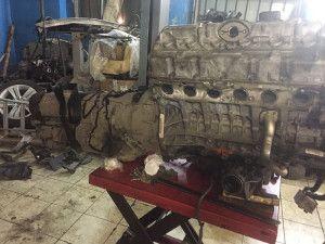 Cколько стоит ремонт двигателя
