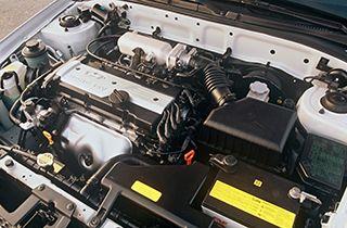 Двигатель Hyundai Accent фото