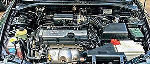 Двигатель Hyundai Sonata фото