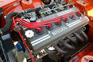 Двигатель Nissan Almera