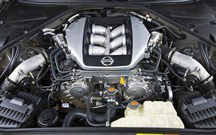 Двигатель Nissan X-Trail фото