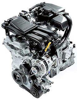 Двигатель Nissan Qashqai фото