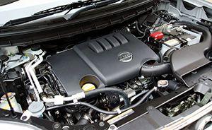 Двигатель Nissan Pathfinder