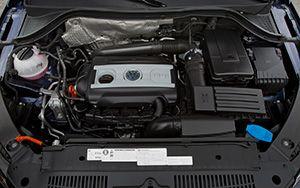 Ремонт двигателя Volkswagen 1.6 FSI