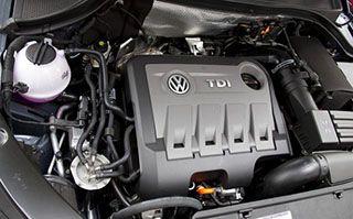Двигатель Volkswagen Caddy