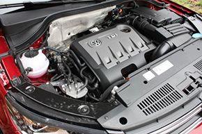 Двигатель VW Golf