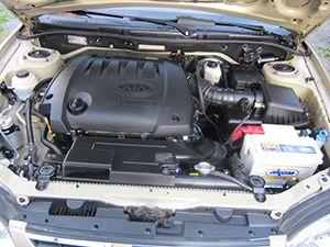 Ремонт двигателя Kia Sorento фото