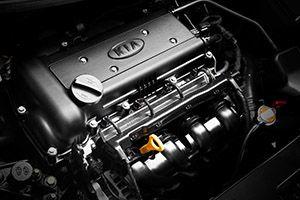 Ремонт двигателя Kia Bongo 3 фото