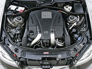 Ремонт двигателя Mercedes Vito