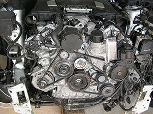 Ремонт двигателя Mercedes Sprinter фото