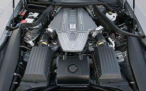 Ремонт двигателей Mercedes фото