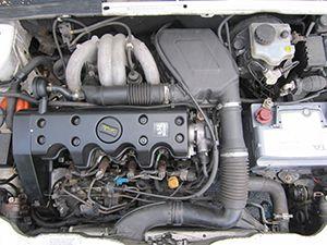 Ремонт двигателя Peugeot 206