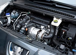 Ремонт двигателя Peugeot 207 фото