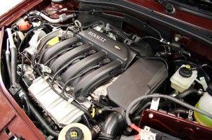 Ремонт двигателя Renault Megane 2