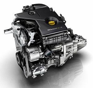 Ремонт двигателя Renault Logan фото