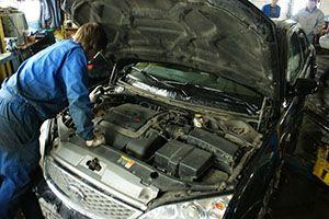 Ремонт двигателя Ford Mondeo 4 фото
