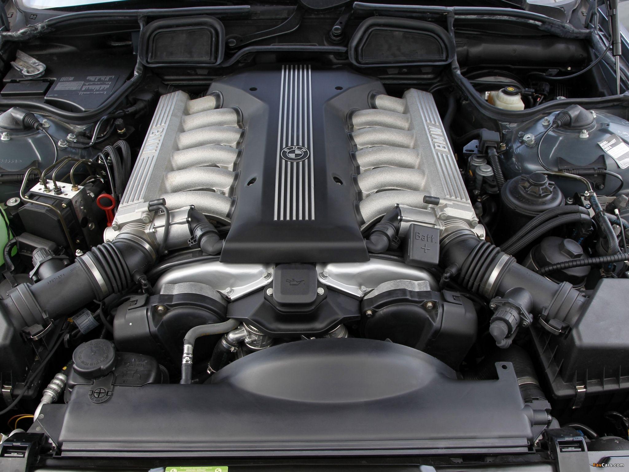 Ремонт двигателя BWM X5