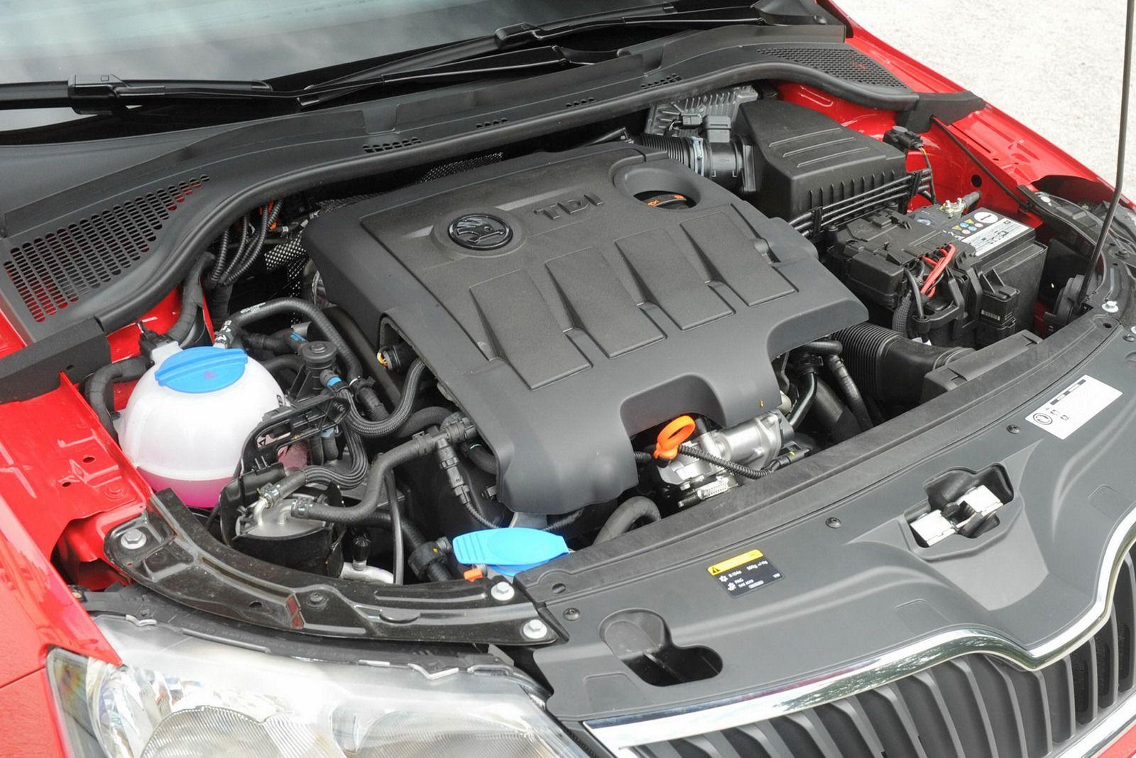 Ремонт двигателя Skoda 1.8 FSI