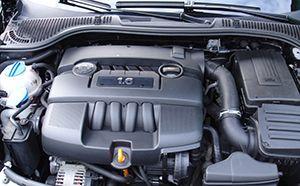 Ремонт двигателя Skoda 2.0 FSI
