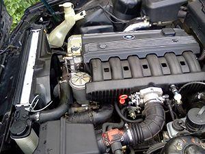Ремонт двигателя BWM 640