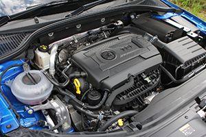 Ремонт двигателя Skoda 2.0 FSI фото