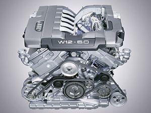 Ремонт двигателя Audi 1.6 FSI фото