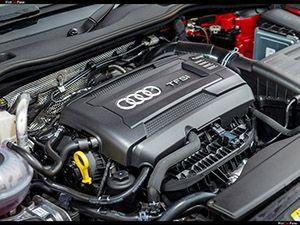 Ремонт двигателя Audi 2.0 TFSI фото