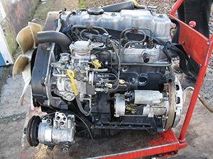 Ремонт двигателя F4BH 2,5 фото