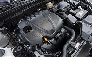 Ремонт двигателя G6BA 2,7