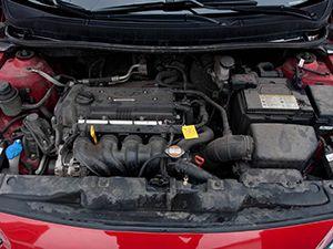 Ремонт двигателя G4FC 1,6