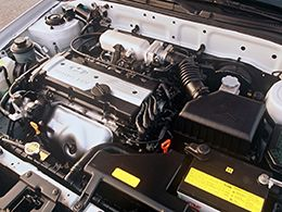 Ремонт двигателя G4EK 1,5