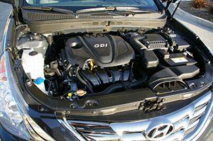 Ремонт двигателя G4GC 2,0