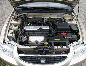 Ремонт двигателя G4EB 1,5 фото