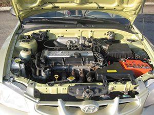 Ремонт двигателя G4EC 1,5