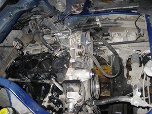 Ремонт двигателя D4CB 2,5 фото