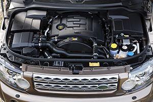 Ремонт двигателя Land Rover Discovery 2.7 tdi