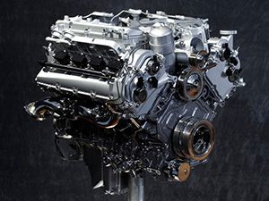 Ремонт двигателя Range rover Sport 3.2 tdi