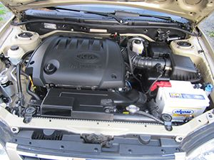 Ремонт двигателя A5D 1,5