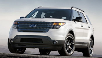 Ford Explorer 3,5 dgb